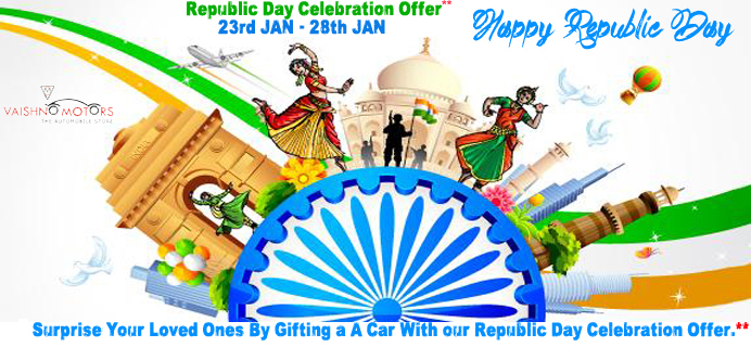 Republic Day Celebration offer