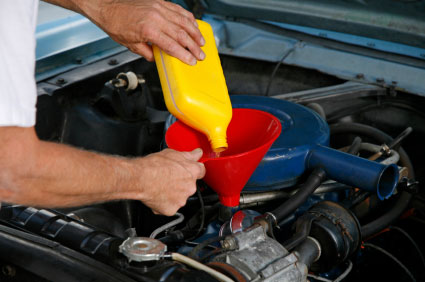 How to Change Oil and Oil Filter