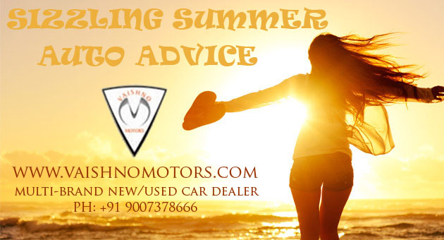 How to take care of a car in summer