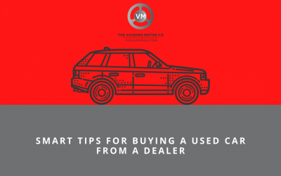 Smart Tips for Buying a Used Car from a Dealer